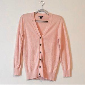 J. Crew Mercantile | S | pink V neck cardigan | A6